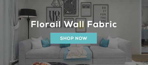 Florail Wall Fabric